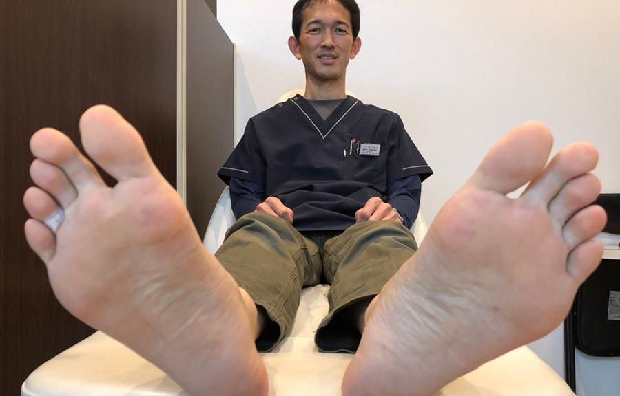 足管理健康療法2級を取得したカウンセラー