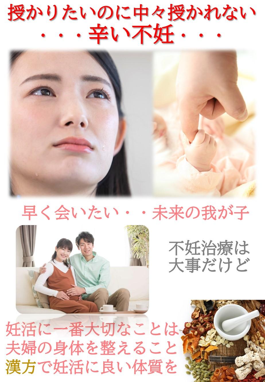 不妊治療を行っても、夫婦で妊活を行ってもなかなか妊娠しない辛い状態。もしかすると父母の配偶子の状態が良くないのかもしれません。